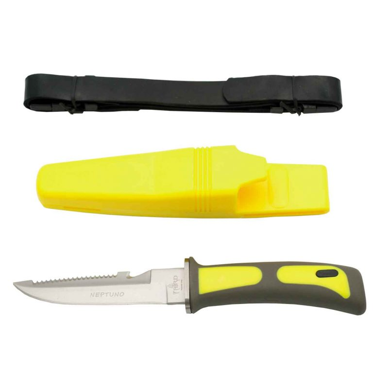 Cuchillo de submarinismo Third 15481Y