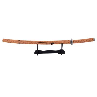 Katana-marron-con-decoracion-S2235BN