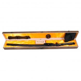 Katana Funcional 005 de 102 cm hoja de acero