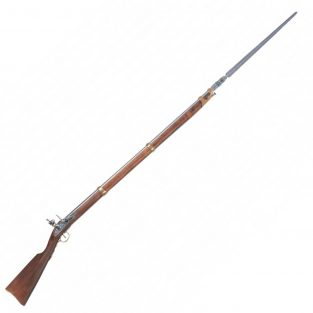Fusil-con-bayoneta-de-la-epoca-napoleonica.-Francia-1806-Ref.-1036.-DENIX