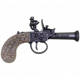 Pistola de chispa, Inglaterra 1798. DENIX. 1009/G