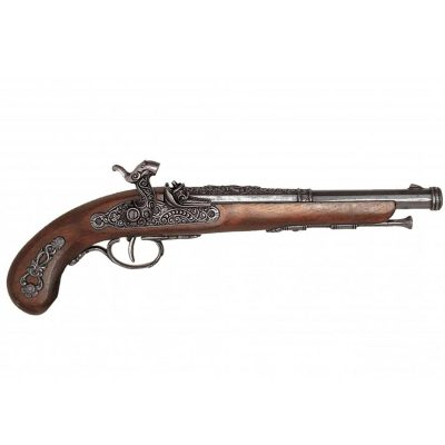 Pistola-de-percusión-francesa,-1872.-Ref.1014G.-DENIX