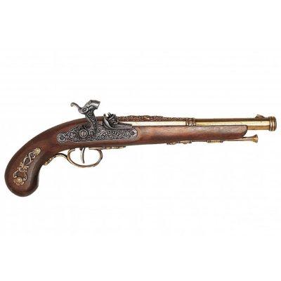 Pistola-de-percusion-francesa--1832--Ref1014L--DENIX