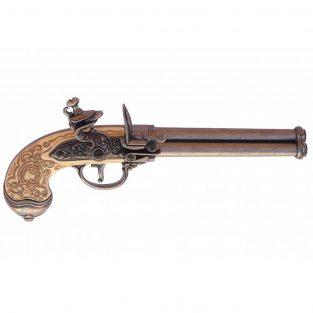 Pistola-italiana-de-3-canones-1680-Ref1016G-DENIX