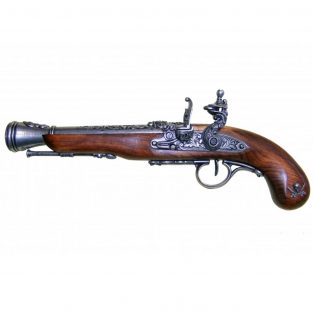 Reproduccion-pistola-chispa.(ZURDA)-Ref.-1126G.-DENIX