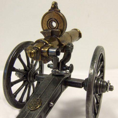 Ametralladora-Gatlin,-U.S.A.1861.-Ref.-421.-DENIX.-(10)