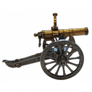 Ametralladora-Gatlin,-U.S.A.1861.-Ref.-421.-DENIX.