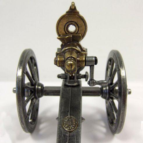Ametralladora-Gatlin,-U.S.A.1861.-Ref.-421.-DENIX.-(6)