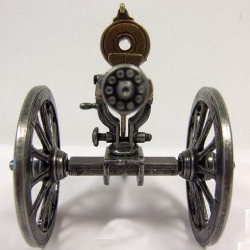 Ametralladora-Gatlin,-U.S.A.1861.-Ref.-421.-DENIX.-(8)