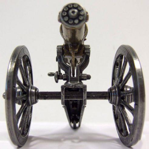 Ametralladora-Gatlin,-U.S.A.1861.-Ref.-421.-DENIX.-(9)