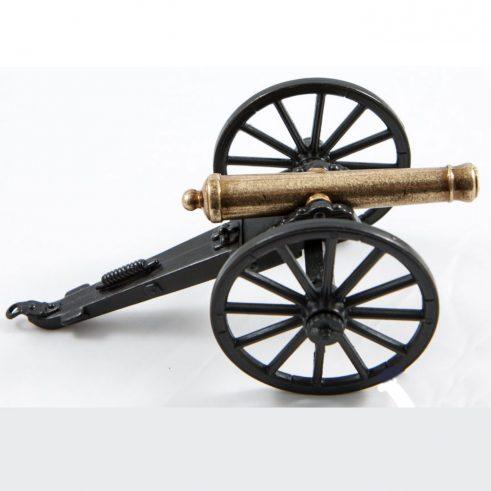 Cañón Guerra civil USA 1857