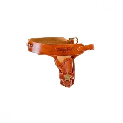 Canana-de-piel-para-un-revolver.-Ref.-721.-DENIX.-