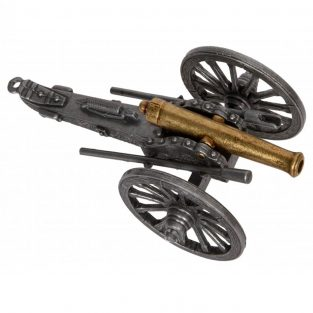 Cañon-Guerra-Civil,-U.S.A.-1861.-Ref.-422.-DENIX