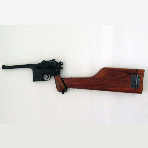 Pistola-C96,-,-con-funda-culata-de-madera..-Ref.-1025.-DENIX-(3)
