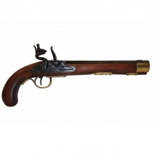 Pistola-Kentucky,-U.S.A.--S.-XIX.-Ref.-1136-L.-DENIX.