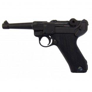 Pistola-Parabellum-Luger-P08,-Alemania-1898-Ref.-1143.-DENIX