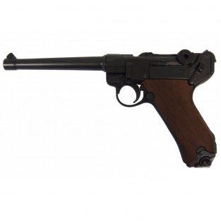Pistola-Parabellum-Luger-P08,-Alemania-1898-Ref.-M-1144.-DENIX