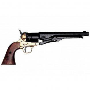 Revólver Army de la guerra de secesión USA 1860 DENIX ref. 1007L