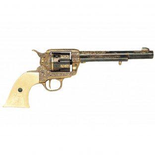 Revolver-cal.-45-de-caballeria,-USA-1873.-Ref.-B-1281L.-DENIX
