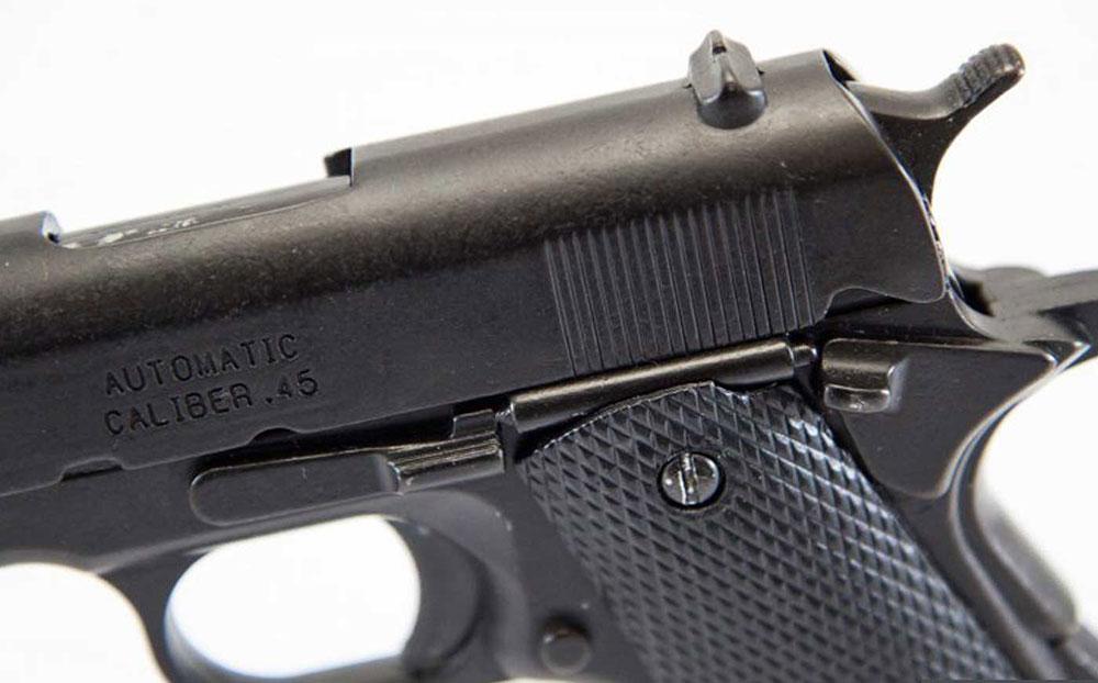 Colt m1911 Seguros móviles
