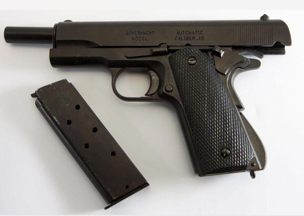 Colt m1911 Cargador extraible